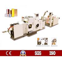 Buy cheap Eco Friendly Paper Bag Manufacturing Machine , Square Bottom Paper Bag Machine JT-SBR290 from wholesalers