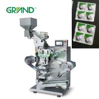 Buy cheap Tablet Strip Packing Machine Automatic Pharmaceutical Medicine NSL-160B product