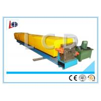 Buy cheap Color Steel Downspout Roll Forming Machine , Downpipe Roll Forming Machine 440V 50HZ from wholesalers