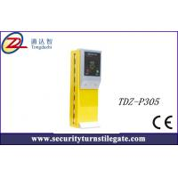 Buy cheap parking ticket dispenser machine from wholesalers