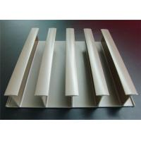 Buy cheap Industrial Aluminium Extrusion Profile Aluminium Frame Profile For Loading Container from wholesalers