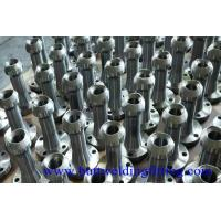 Buy cheap 3'' Class150 316L / 2507 Stainless Steel Nipo Flanges ASTM A105 PDO CH2M HILL from wholesalers