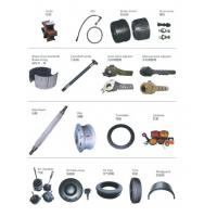 Buy cheap semi trailer axle parts from wholesalers
