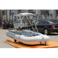 Inflatable dinghy with outboard motor popular inflatable for Small motor boat cost
