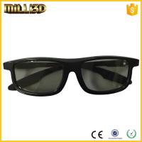 Buy cheap Custom printing disposable make circular polarized 3d glasses for Reald cinema from wholesalers