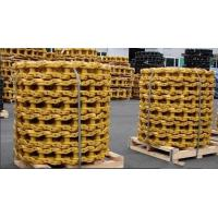 Buy cheap Hitachi excavator track link/ chain EX100 for excavator E110 K904B from wholesalers