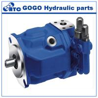 Buy cheap Hydraulic Excavator Original Piston Pump, Uchida Rexroth Main Pump A10VSO from wholesalers