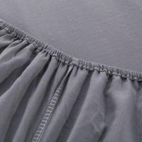 China silver fiber antistatic conductive earthing fitted sheet king size on sale