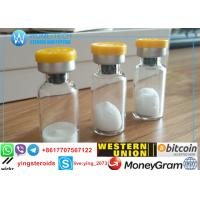 Buy cheap Strength Enhancement Peptide Hormones Bodybuilding Sermorelin Acetate from wholesalers