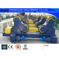 Buy cheap Self-Aligning 180°Welding Rotators CE For Pipe Welding product