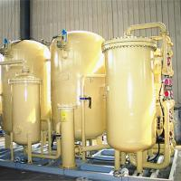 Buy cheap 90-95% Purity Psa Oxygen Plant Small Footprint With 0.1-0.4Mpa Pressure Adjustable product