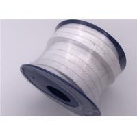 Buy cheap Valve Seal PTFE Injection Ptfe Rope Packing / Ptfe Braided Packing White Color from wholesalers
