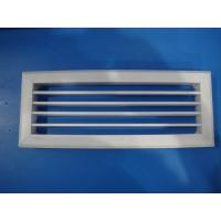 Buy cheap ZS-CH-01 Narrow border aluminum return air vent grille on wall from wholesalers