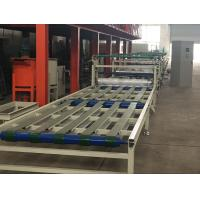 China Mineral Fiber Cement Ceiling Board Making Machine , Sandwich Panel Production Line on sale