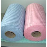Buy cheap Face Mask Spunlace Nonwoven Fabric 100% Modified Fibre Material For Cosmetics / Wet Tissue from wholesalers