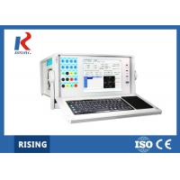 Buy cheap RS1200 Microcomputer Relay Protection Tester ISO Certification from wholesalers