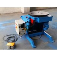 Buy cheap Light Duty Tube Rotary Positioner Slew Bearing Under Table CE Approved from wholesalers
