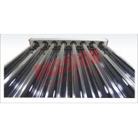 Buy cheap High Performance 10 Tube Solar Collector , U Type Solar Collector Inclined Roof from wholesalers