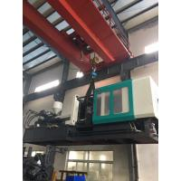 Buy cheap Large Capacity Plastic Product Manufacturing Machinery / Pvc Molding Machine from wholesalers