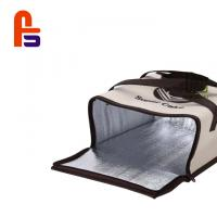 Buy cheap Temp Insulated Fabric Cooler Bags Customized Size Easy To Carry Out FS183 from wholesalers