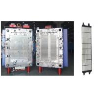 Buy cheap PA66+ 30% GF Plastic Injection Molding Companies Automotive Air Grill from wholesalers