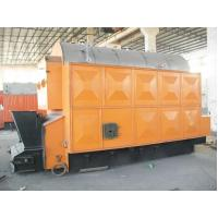 Buy cheap Water Heating Chain Grate Wood Fired Steam Boiler For Petrochemical , 15 Ton from wholesalers