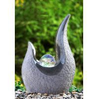 Decorative Outside Cast Stone Fountains Custom Designs Acceptable