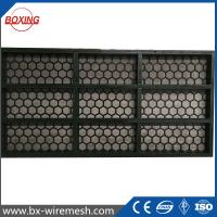 Buy cheap Wholesale Frame type mud filtration vibrating shale shaker screen China supplier from wholesalers