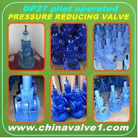 Quality Presure regulator,Pilot operated pressure reducing valve for sale