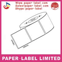 Buy cheap self adhesive thermal paper jumbo rolls for barcode label from wholesalers
