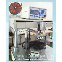 Buy cheap Electromagnetic cooking making equipment Induction cooktop products coils winding machine from wholesalers