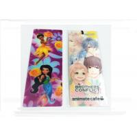 Buy cheap Pantone Bookmarks 3D Lenticular Screen Printing Japanese Designs from wholesalers