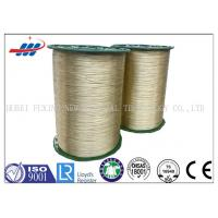 Buy cheap High Puncture Resistance Galvanized Steel Wire 3x0.15+6x0.27 Long Service Life from wholesalers