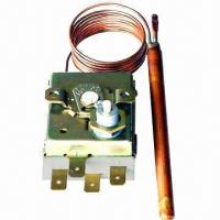 Buy cheap IMIT design remote control safety capillary thermostat with 90 to 110 or 120°C temperature  from wholesalers