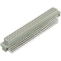 Buy cheap Right Angle DIN 41612 Connector , Female Header Connector Three Row from wholesalers
