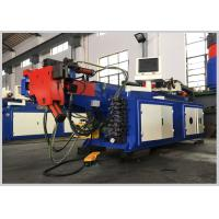 Electric Hydraulic Pipe Bender , Cnc Mandrel Tube Bender For Car Handle Processing
