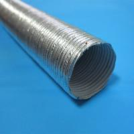 Buy cheap Fiberglass paper Pre-Heat Aluminum Flex Hose for automotive heat shield from wholesalers