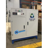Buy cheap Cabinet small  nitrogen generator flow rate 5-30Nm3/h purity 99%-99.99% from wholesalers