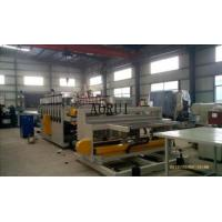 Buy cheap PVC Skinning Foamed Board Machine Safe Decorative for Bath Cabinet product