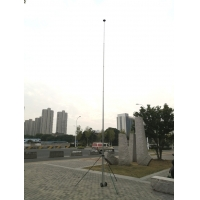 Buy cheap telescoping antenna pole 6--10m push-up mast  telescopic antenna mast and lightweight antenna mast with tripod stand from wholesalers