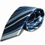 Buy cheap 100% Silk Necktie, Handmade, OEM Orders are Welcome from wholesalers