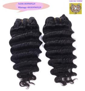 China Brazilian virgin hair weft, grade 7a virgin hair, remy human hair product wholesale unprocessed virgin Brazilian hair on sale