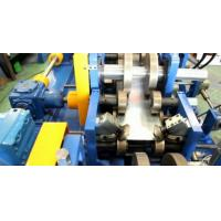 Buy cheap Metal C Channel Roll Forming Machine , Manual Decoiler Cz Purlin Machine from wholesalers