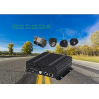 Buy cheap 1080P 4CH Vehicle Mobile DVR with 4G and GPS from Original manufacturer product