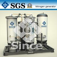 Buy cheap SGS / CE / ISO / SIRA Oil & Gas PSA Nitrogen Generator Package System from wholesalers