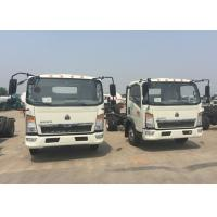Buy cheap Euro 2 International Light Duty Trucks 12 Tons Light Duty Cargo Truck 95 km / h from wholesalers