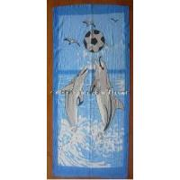 Buy cheap 100% Cotton Printed Beach Towel (FCT1021) from wholesalers