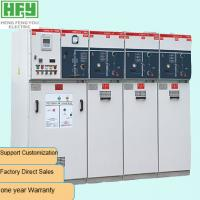Buy cheap Chemical Industry Medium Voltage Panel Mv Switchgear Panel For Power Reception from wholesalers