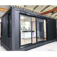 Buy cheap Prefabricated Steel Structure Shipping Container Homes for Sale from wholesalers