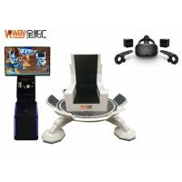 Buy cheap 3 DOF VR Game Machine / Star Wars Games 4 Player Online Connection Support from wholesalers